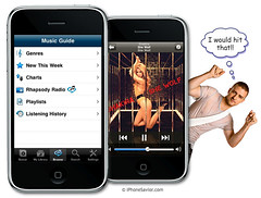 Rhapsody App for iPhone