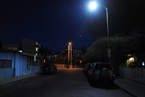 Venice Beach Street Lights