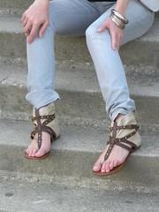 Gray Jeans 10