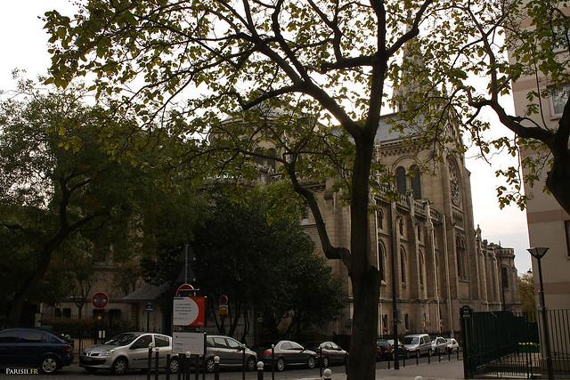 Le quartier est devenu l'un des plus agréables du 20e arrondissement