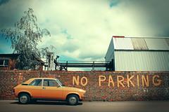 It's yesterday once more (Rich007) Tags: austin beige birmingham noparking leyland allegro britishleyland longbridge austinallegro theaustin worldcars sandglow
