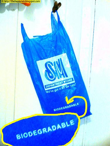 SM Biodegradable Plastic