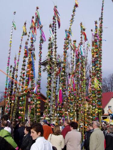 Lipnica Murowana, 2008, Wielkanoc