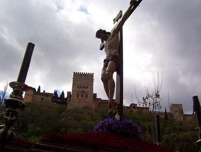 El Santísimo Cristo de la Misericordia (Silencio) de Granada.
