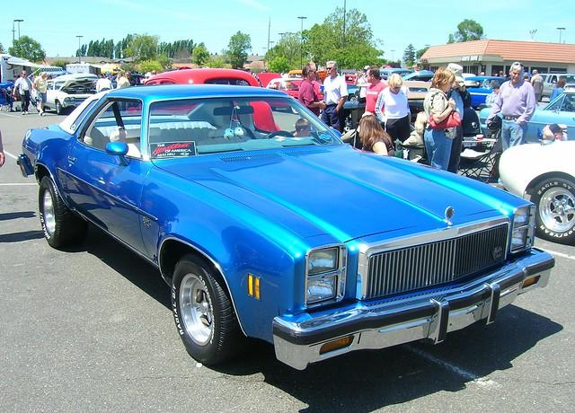 classic chevrolet malibu 1977 v8