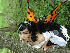 Cosplay - Butterfly Monarch, Fairy (patycosplay) Tags: butterfly cosplay fairy fantasy paty monarch mariposa monarca butterflymonarch patycosplay