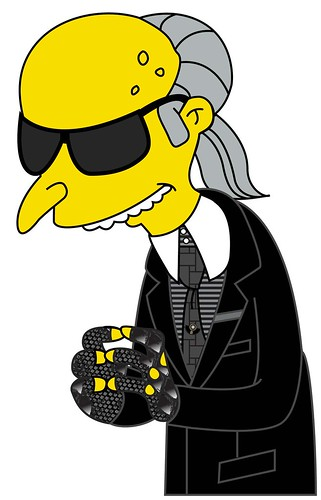Mr.Burns as Karl