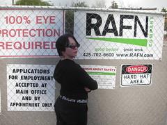 Kristin - eye protection