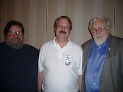 Ron Capps, Roger Carr and Elsom Eldridge, Jr. ...