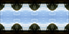 endless symmetry -- Rorschach test version (thomas lieser (thomas-lieser.smugmug.com)) Tags: test tree clouds canon eos design wolken sigma rorschach symmetry 2008 spiegelung baum repeat shrink psychotherapy psychoanalysis kostenlos symmetrie wiederholung psychologe psychotherapie behandlung canoneos400d sigma1770mmf2845dcmacro canondigitalrebelxti drdebiliscausamettwurstonkelwart ichsehewaswasdunichtsiehst freeshrinking pschychotherapie pschychoanalyse brainshrinking pschychiater klecksbildermalanders klecksbilder