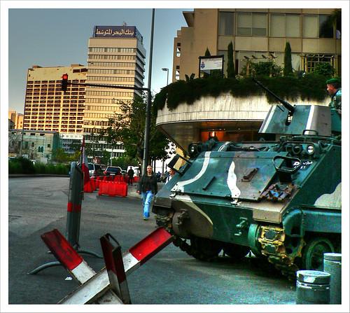 Safe in Beirut