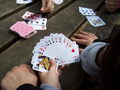 Playing Cards (Generale GGo) Tags: life hands mani playingcards vivalitalia cartedagioco pokerplayingcardscardwinner