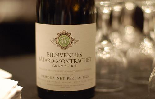 Remoissenet Bienvenues Batard-Montrachet Grand Cru 2005