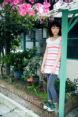 Yuchan (AehoHikaruki) Tags: portrait people girl beautiful asian nice interesting asia photos sweet album great chinese taiwan olympus taipei lovely  e1     yuchan  435