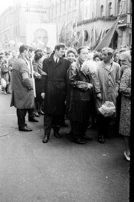 Москва СССР 1962-1966