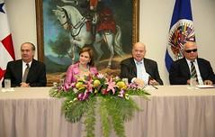Secretario General en Panamá