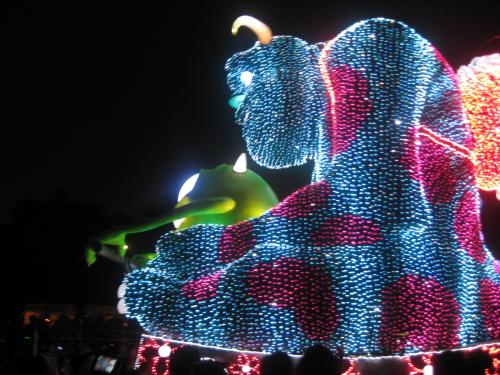 エレクトリカルパレード・ドリームライツ