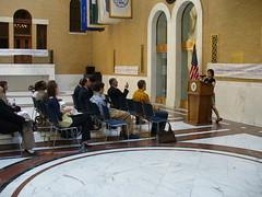 March of Dimes Legislative Day (March of Dimes MA) Tags: marchofdimes hallofflags bostonstatehouse