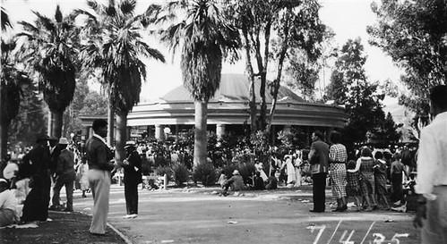 Lincoln Park Carousel - 7/4/35