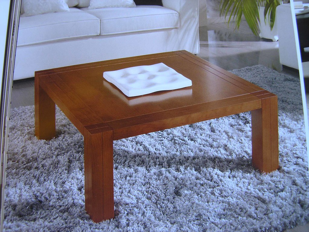 quval cherry coffee table