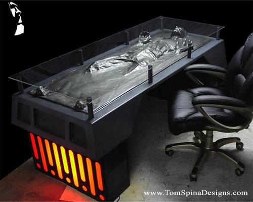 Bureau Han Solo - Tom Spina Designs