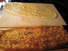 Nan Barbari Bread (parfume62) Tags: stone bread persian iran dough iranian nan baked barbari persianbread