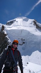 Mont Blanc du Tacul (chaletlaforet) Tags: mountaineering chamonix aiguilledumidi cosmiquesarte