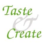 Taste & Create Logo