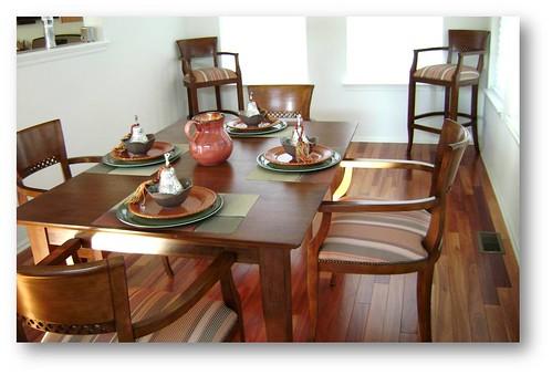 D' Luxe Decor - Breakfast Room