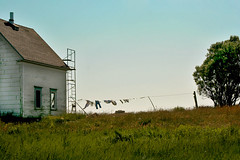 My Needs Are Few (Catherine Jamieson) Tags: clothesline yarmouth clotheslines nowthatsaprivatebeach thethesea