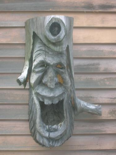 Wooden Man