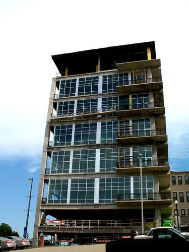 Parker Flats July 10, 2008