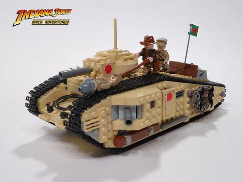 Tank d'Indiana Jones et la dernière croisade 2659579621_85b5cf0363