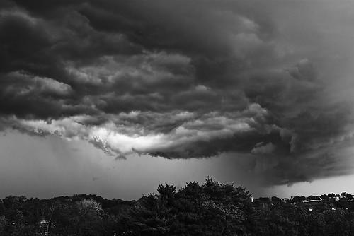 The Sky Threatens