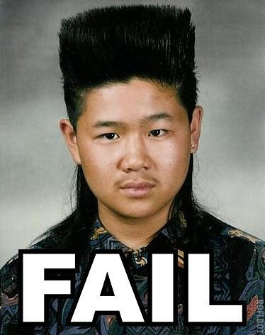 asian mullet hairstyles. Asian Mullet