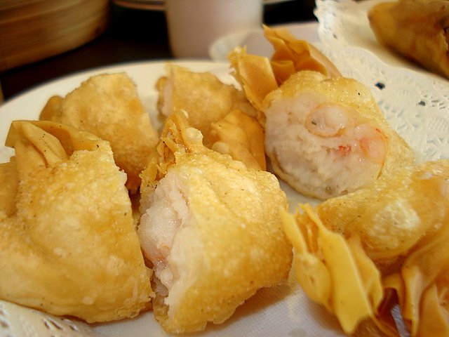 Fried prawn dumpling (RM5)