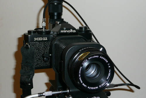 Minolta Iii Bellows Minolta Bellows