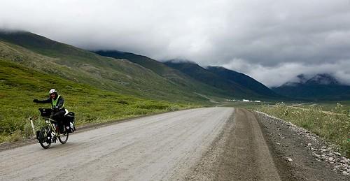Despues del paso en las montanas / Dalton Highway Alaska