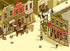 Torpedo Volume 2 - wild west town illustration - isometric pixel art (Rod Hunt Illustration) Tags: city illustration book town cityscape vectorart graphic image illustrated cartoon cityscapes images pixelart western editorial illustrator vector wildwest isometric bookillustration adobeillustrator oldwest bookcoverdesign frontiertown graphicillustration vectorillustration editorialillustration digitalartist cartoonillustration pixelillustration pixelcity isometricillustration bookcoverillustration professionalillustrator graphiccity rodhunt vectorillustrator isometricvector bookcoverdesigner wildwestillustration illustratedcityscape illustratedcity townillustration wildwestgunfight pixelartsit isometricillustrator pixelartist vectorartist rodhuntillustration editorialillustrator professionalillustration townillustrator isometricpixelart isometricpixelartist oldwesttowncartoon pixelartists pixelartworlds pixelartworld isometricvectorillustration isometricvectors isometricvectorimages isometricimages townillustrations illustratedtown cartooncityscape citygraphicillustration citygraphics graphiccityscape cityscapegraphics pixelillustrator