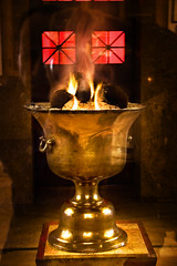 1500 years old Fire (Ali Majdfar) Tags: zoroast worshipiran gettyimagesmiddleeast gimemay1113