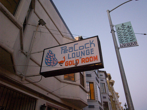 Peacock Lounge & Gold Room
