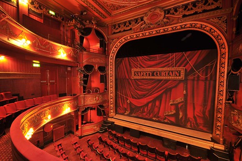Theatre Royal Stratford East, London