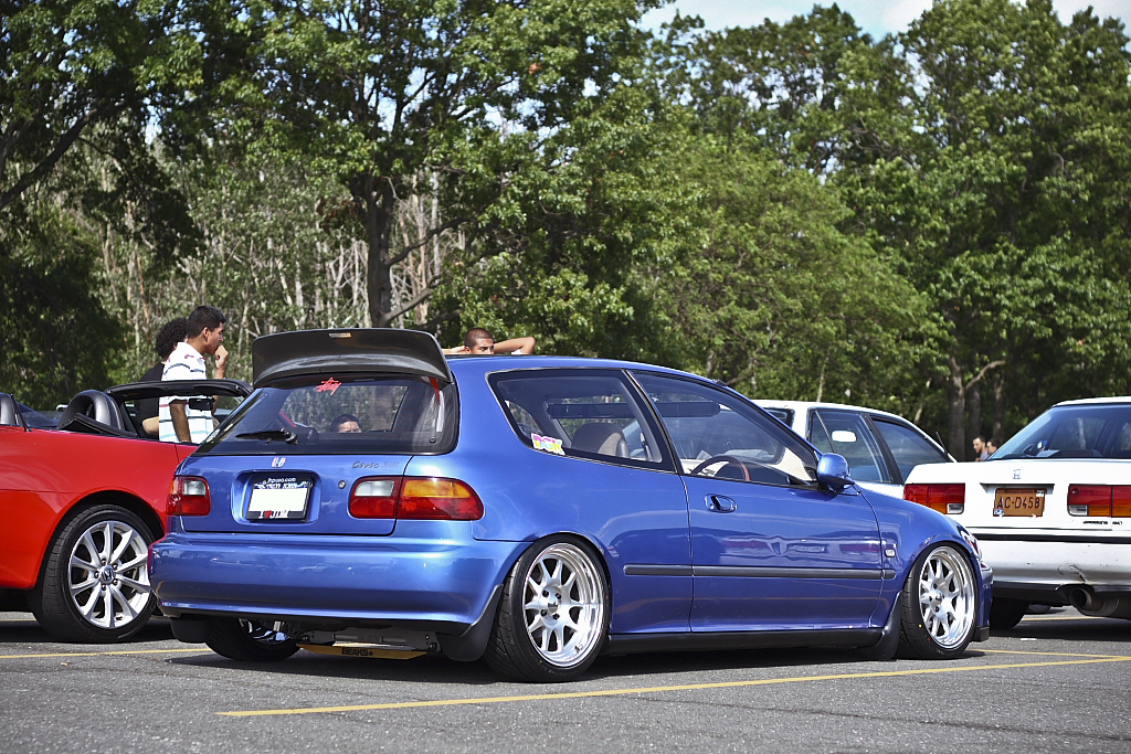 92-95 HONDA CIVIC HATCHBACK Images