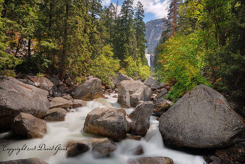Merced River, Yosemite Park | HDR | ND400