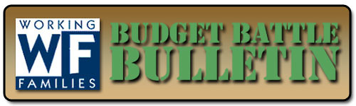 Budget Battle Blog