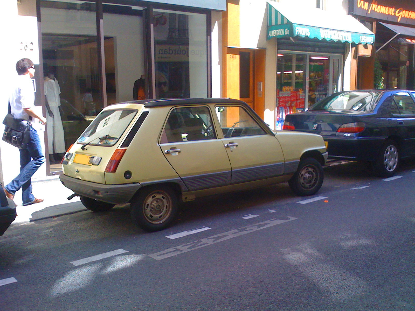 The birth of the Renault 5 in