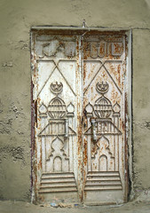 House of a Mulla? (Noora.S) Tags: door doors decay sur oman region decayed            soor       sultunate sharqeyya sharqeya