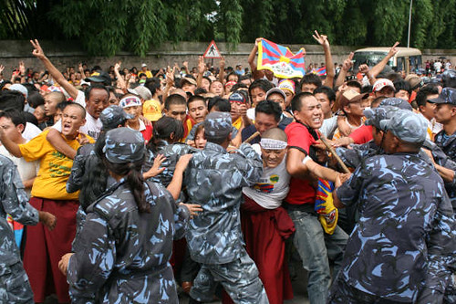 chinese occupation of tibet After more than 60 years of occupation, tibetans still resist china's rule and defy   more than one million tibetans have died as a result of china's occupation.
