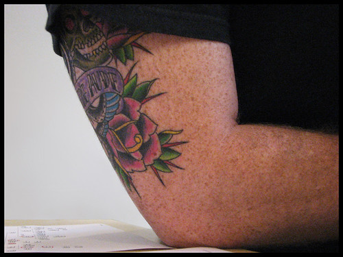 Here are a few rose tattoo designs to contemplate.