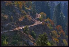 Path (ISOS1) Tags: mountain path greece aficionados pindos pentaxk10d top20greece